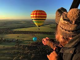 baloon flight
