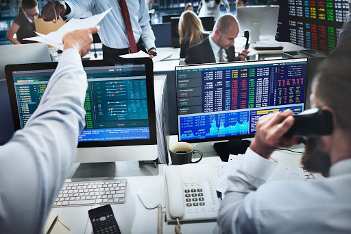 online stock market brokers